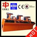 Detector de diamante máquina de flotação planta máquina