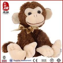 big mouth ICTI plush monkey manufacture