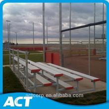 Premier outdoor indoor grandstand basketball