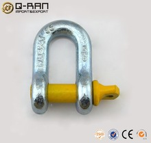 Forged US Type 210 anchor Shackle Screw Pin d Shackle