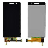 Replacement parts Lcd ascend G6 lcd digitizer touch screen for huawei