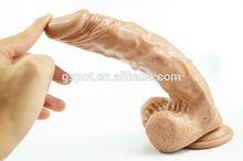 2015 nueva llegada del sexo femenino de la muñeca, artificial del punto g pene consolador en venta