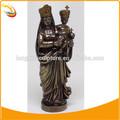 la vierge marie et sculpture en bronze jesus marie statues bébé sculpture de jésus