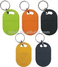 RFID blank plastic key fob