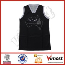 fashion style basketball top