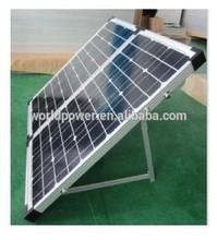 China Best Portable and Folding Mono Solar Panel 20W-100W
