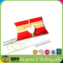 Wholesale Custom Print Unique Popular Pillow Boxes Wedding Favors