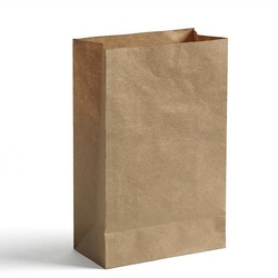 New design paper bag without handle