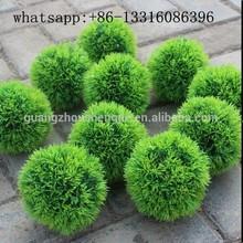 q120930 giardino palla decorazione verde artificiale palla topiaria bosso