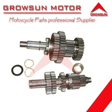 MAIN SHAFT & COUNTER SHAFT COMP FOR HONDA CD70 CHINESE AFTER MARKET MOTORCYCLE PARTS