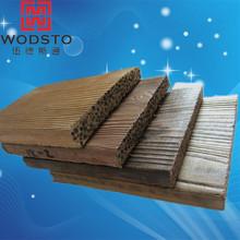 Top quality and wood grain cement board waterproof outdoor deck flooring