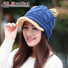 Wholesale fancy girls winter cat ear hat