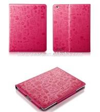 Cartoom case for tablet , Hot Sell New Design cartoon case for tablet for iPad 2 3 4