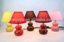 Factory supplier wholesale electricl mushroom shape lamps fragrance oil burner lamp