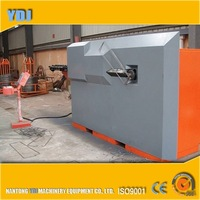 automatic rebar bending and cutting machine for coiled rebar