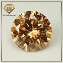 Highly Polished Semi Precious Hot Selling Gemstone Cubic Zirconia