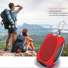 Mini round wireless bluetooth speaker subwoofer
