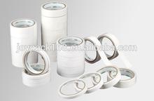 Acrylic Film Hooks,Soap Dispensers White Waterproof Double Sided Tape