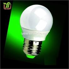 CE RoHS FCC approval Super bright 3w E27 R80 LED light bulb
