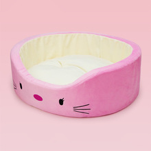 New Design Soft Dog Bed cat bed hello kitty