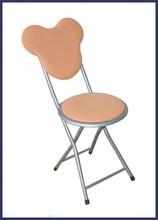 Small cute cheap modern dining chair XC-9B-007