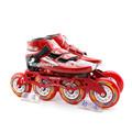 Caliente la venta de velocidad patines de ruedas, profesional de la velocidad del rodillo z5 patines