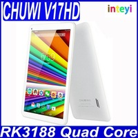 7Inch IPS RK3188 Quad Core Android 4.4 Tablet PC Chuwi V17HD Android4.4 Quad Core 1.6GHz 1GB 8GB WIFI Tablet