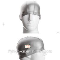 100% waterproof PU swimming cap unisex swimming cap