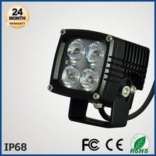 Rip dark super bright 10w 20w 12v/24v off road led driving light
