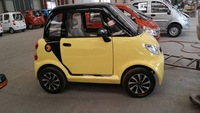 two seats right hand electric car for sale made in china popular in japan
