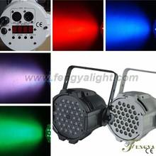 36x3w rgb led par 64 party light, christmas,club,dj,disco,wedding etc