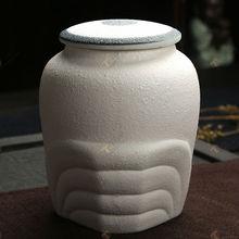 TG-401J135-W-M glass mason jars 1208 with high quality plastic cookie jar 18