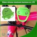 colorido de la bicicleta luz trasera bicicleta de ciclismo de advertencia de seguridad de la luz trasera