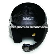Carbon Fiber Open Face Helmet BF1-R6
