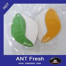 Promotional Logo Printed Hanging Paper Car Air Freshener