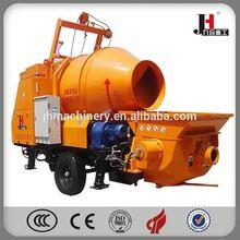 Concrete Mixer With Pump In Kenya