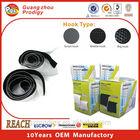 magnetic adhesive velcro, Nylon hook & loop fastener velcro tape