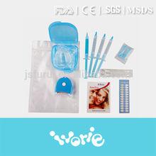Bright white smiles home teeth whitening kit