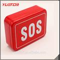 Yuetor marca 6 em 1 SOS Box survival kit, Outddor camping item