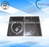 24v 120ah -150ah plastic underground water proof solar battery box