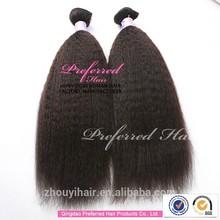 Fashion Italian yaki remy hair weaving