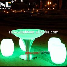 illuminated LED pool table light ,led pool furniture for swimming set