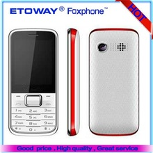 Wholesale! China cheapest GSM feature phone 2.4 inch mobile phone