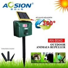 Aosion 2014 new product solar animal repel of using outdoor