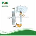 Protection contre les surcharges YBB13F fabrication 12KV 200A électrique fusible Types