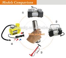Factory Price DC 12V Portable hand held air compressor