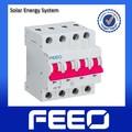 solar painel solar direta atual 50a 4p 900v disjuntor elétrico