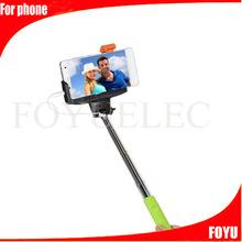 Promoting !!! Trend christmas gift 2014 Z07-5 plus Selfie Stick Cable Take Pole Monopod digital camera shuttering