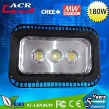 230V LED Flood Light 180Watt with COB Chips 5 years warranty