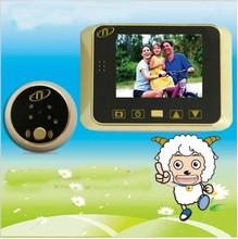 3.5 Inch Color Screen Door Bell Camera Peephole Viewer FDL-V350-1